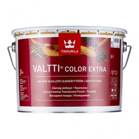 Tikkurila Valtti Color Extra / Тиккурила Валтти Колор Экстра колеруемая фасадная лазурь