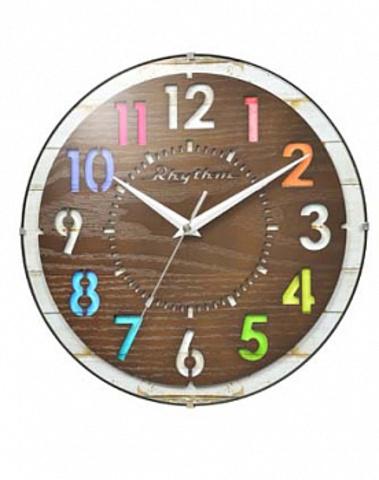 Настенные часы Rhythm CMG778NR06