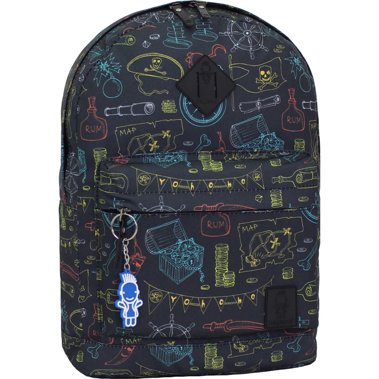 Городские рюкзаки Рюкзак Bagland Молодежный (дизайн) 17 л. сублимация 258 (00533664) IMG_1103_258.JPG