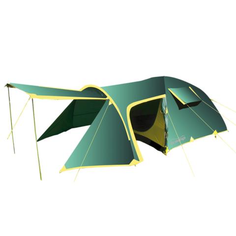 Кемпинговая палатка Tramp Grot B4 (V2) (4 местная)