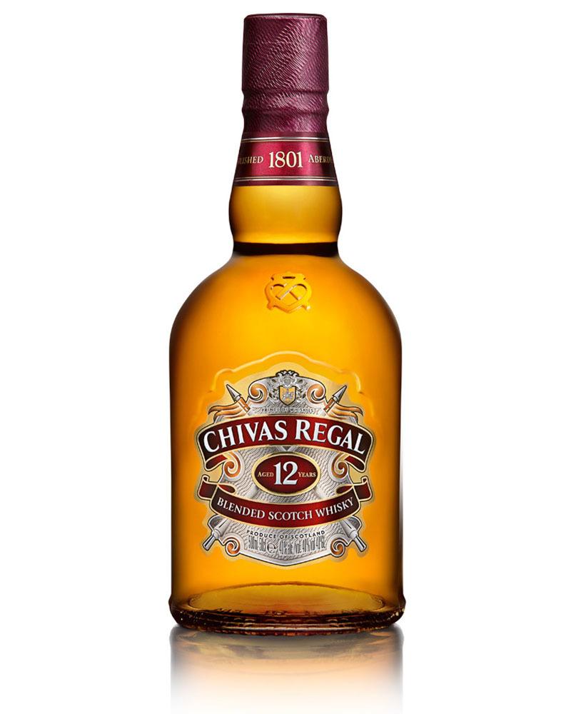 Виски Chivas Regal 12 лет 40%, 0,7 л.