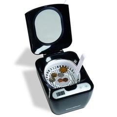Универсальный ультразвуковой очиститель SAUBER для нежной и тщательной очистки монет, медалей, ювелирных и металлических изделий