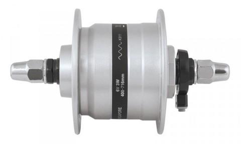 Втулка передняя динамо 36 SH 6V, 3W, 100*140 mm