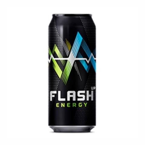 Напиток энергетический FLASH Energy 0,45 л ж/б РОССИЯ