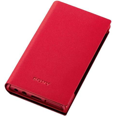 Чехол Sony CKS-NWA100R красного цвета