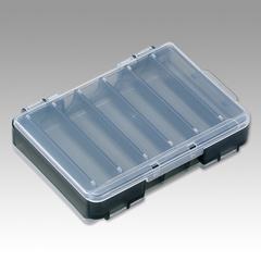Коробка под приманки MEIHO REVERSIBLE D-86  CLEAR/SMOKE BK