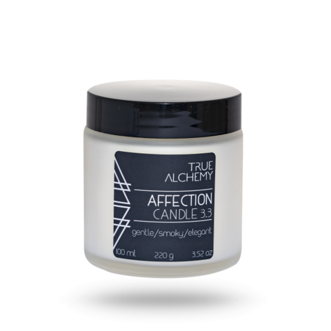 True Alchemy Свеча AFFECTION CANDLE 3.3, 220г