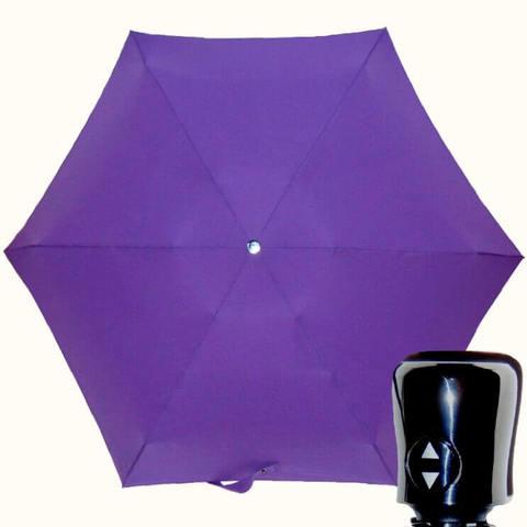 сиреневый мини зонтик полный автомат