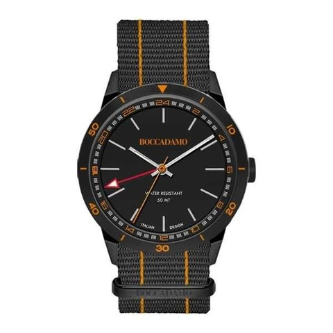 Часы Navy Black NV026 BW