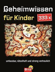 333 x Geheimwissen fur Kinder