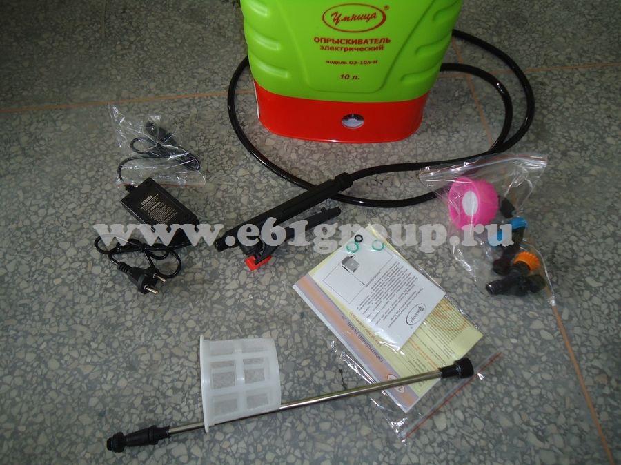 Опрыскиватель электрический Комфорт (Умница) ОЭ-10л-Н цена