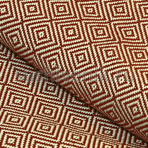 Пештемаль Мозаика (красный)