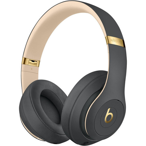 Наушники Bluetooth Beats Studio3 Wireless Shadow Gray