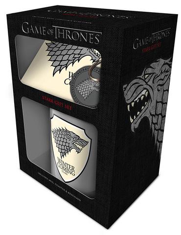 Подарочный набор «Игра престолов (Старк)»