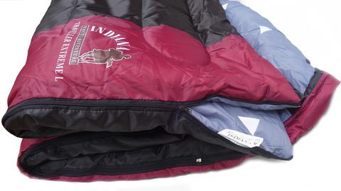 Спальный мешок INDIANA Traveller Extreme, молния.