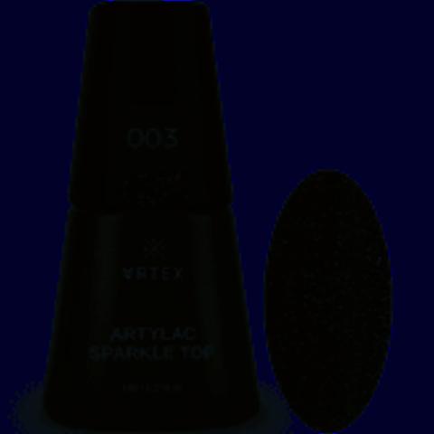 ARTEX Artylac sparkle top 003 8 мл