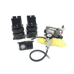 Ford Ranger / Mazda BT50 пневмоподвеска задней оси + система управления 2 контур (ресивер)
