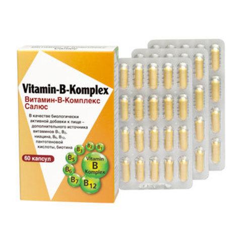Salus Витамин В Комплекс (60 капсул)
