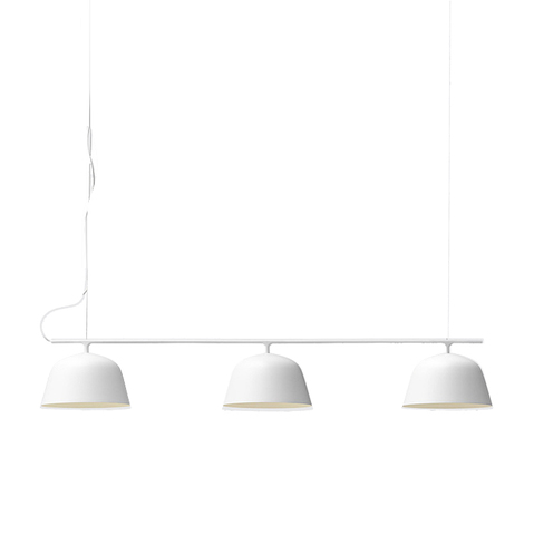 Подвесной светильник копия Ambit Rail by Muuto (белый)