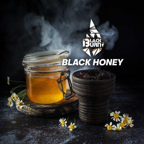 Табак Black Burn Black Honey (Черный Мед) 200г
