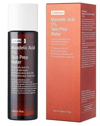 By Wishtrend Mandelic Acid 5% Prep Water тоник-эксфолиант с миндальной кислотой 120мл
