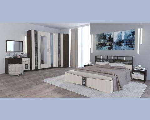 Спальня модульная ЭРИКА-6