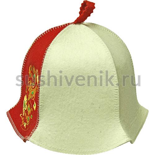 Банная шляпа