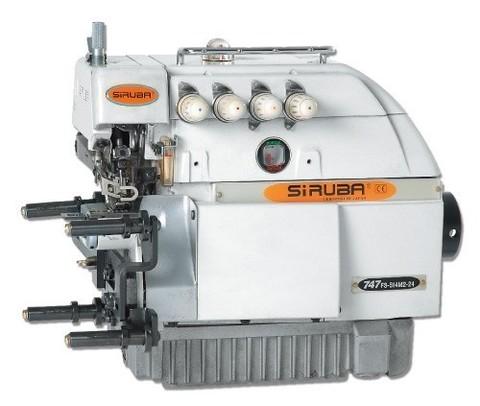 Стачивающе-обметочная швейная машина Siruba 747KS-514M3-24 | Soliy.com.ua