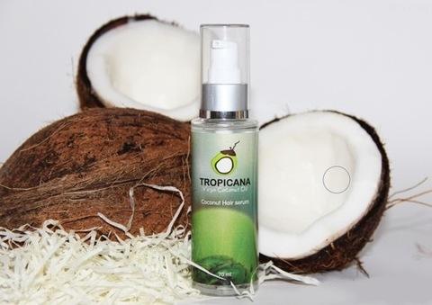 Кокосовая сыворотка для волос Tropicana