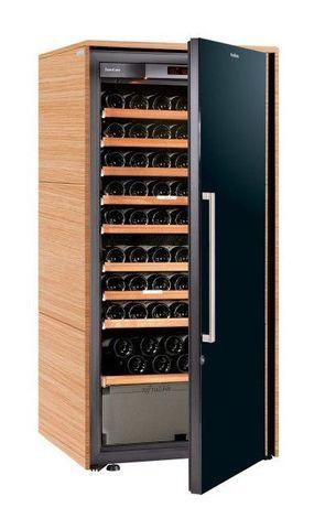 Винный шкаф EuroCave D Collection M светлое дерево, сплошная дверь, максимальная комплектация