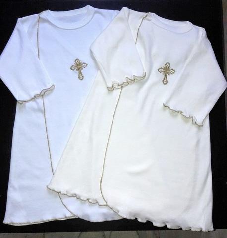 Рубашка для крещения  Незнайка
