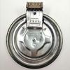 Конфорка электрическая чугунная, контакты под винт, посадочное место 145 мм