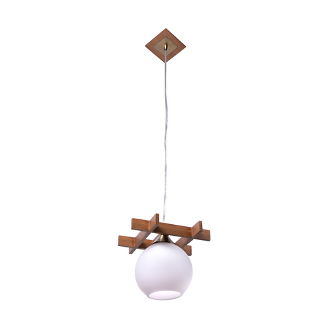 INL-3089P-01 Antique brass & Walnut