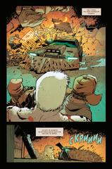 Мертвец Логан. Эксклюзивное издание для Комиксшопов - B