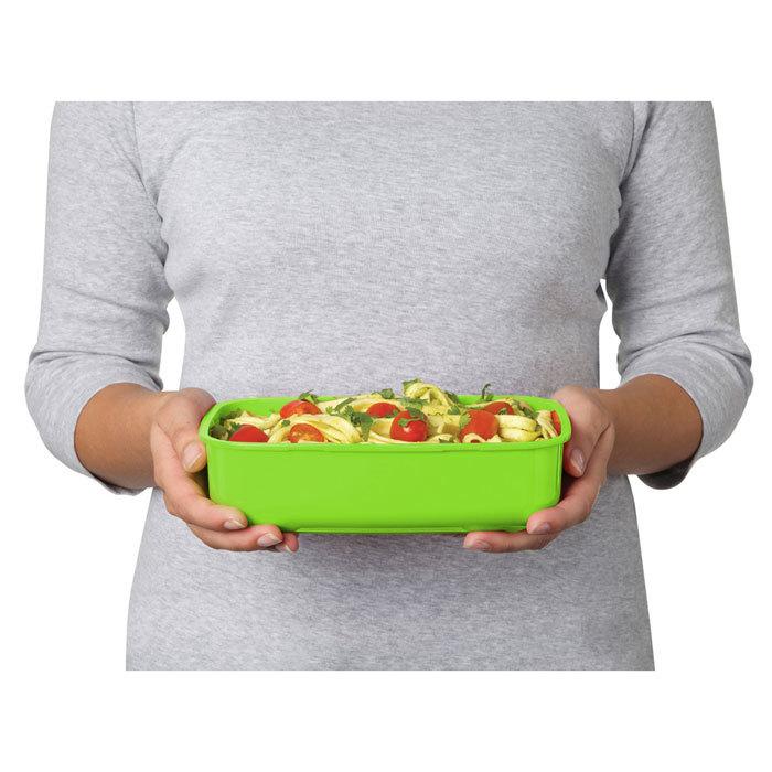 "Контейнер для СВЧ Sistema ""Microwave"" 1,25 л, цвет Зеленый"