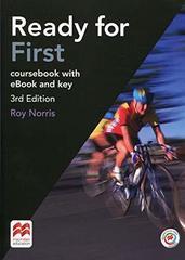 Ready for FCE 3rd Ed SB W/Key +MPO +eBook Pk