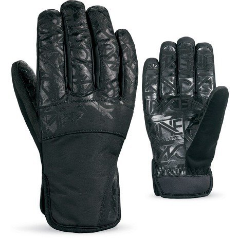 Перчатки Перчатки Dakine Crossfire Glove Black 1l92a3.jpg