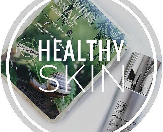 Комплекс для здоровой кожи лица DEWINS HEALTHY SKIN SET