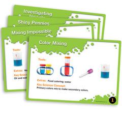 Юный исследователь Learning Resources карточки