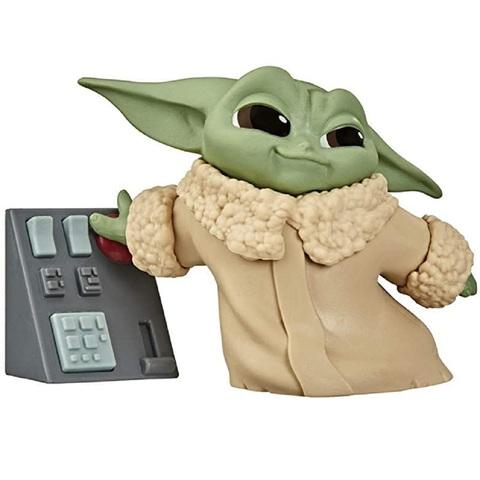 Звёздные войны: Мандалорец 2 Малыш Йода 6 см Нажимающий Кнопки