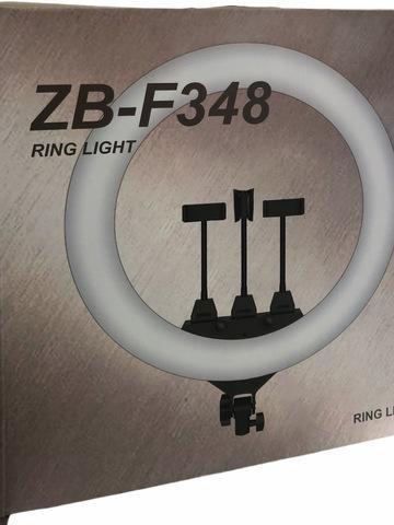 кольцевая лампа 45 см с пультом и сумкой ZB-F348