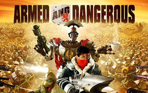 Armed and Dangerous (для ПК, цифровой ключ)