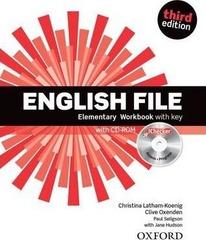 English File(3rd) Elementary(SB+WB)+CD&DVD