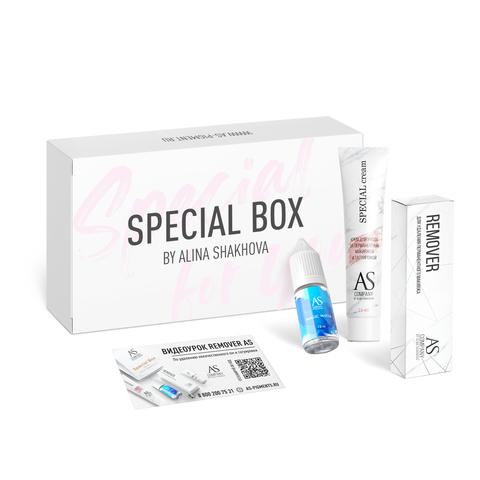 Ремувер Special Box, AS company