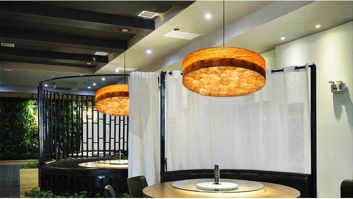 Подвесной светильник Spiro by LZF D60 (черный)