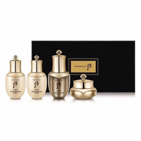 The History of Whoo Cheonyuldan Ultimate Rejuvenating Gift Set