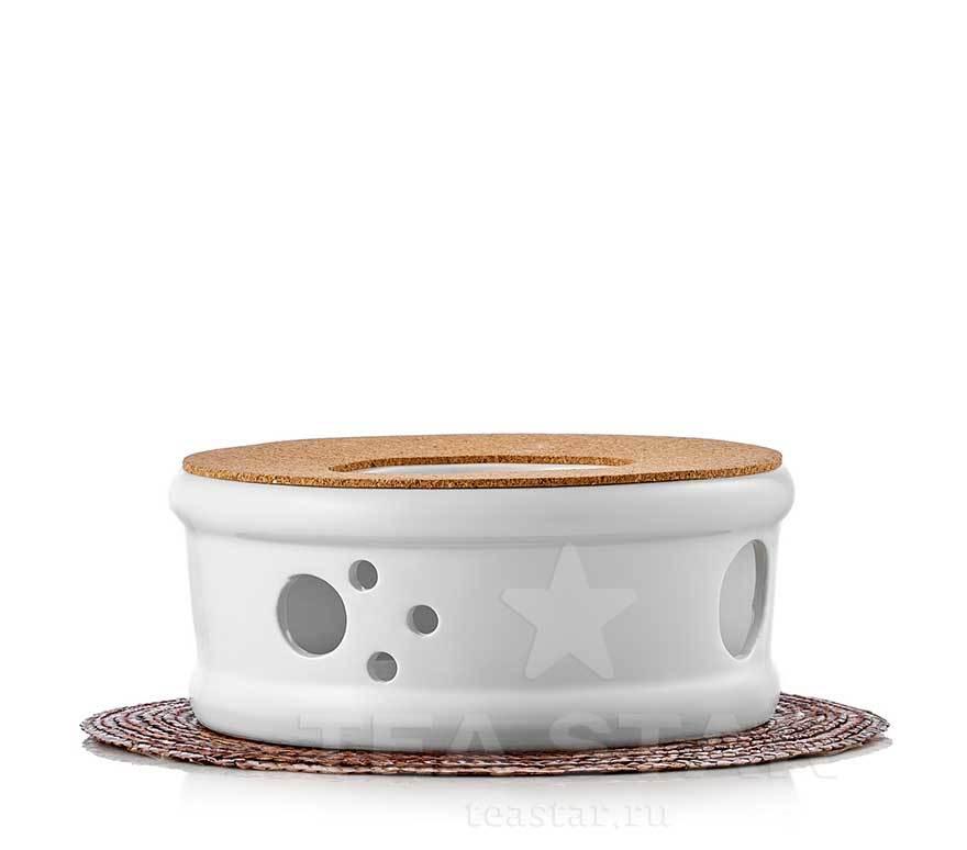 Керамические подставки Подставка для подогрева чайника свечей, керамическая podstavka_dlia_podogreva_chaynika_GC06-teastar.jpg