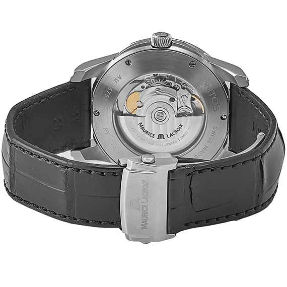 Часы наручные Maurice Lacroix PT6158-SS001-43E-1
