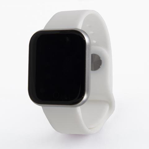 Часы здоровья с автоматическим измерением давления, пульса и кислорода Health Band i5 (белый)