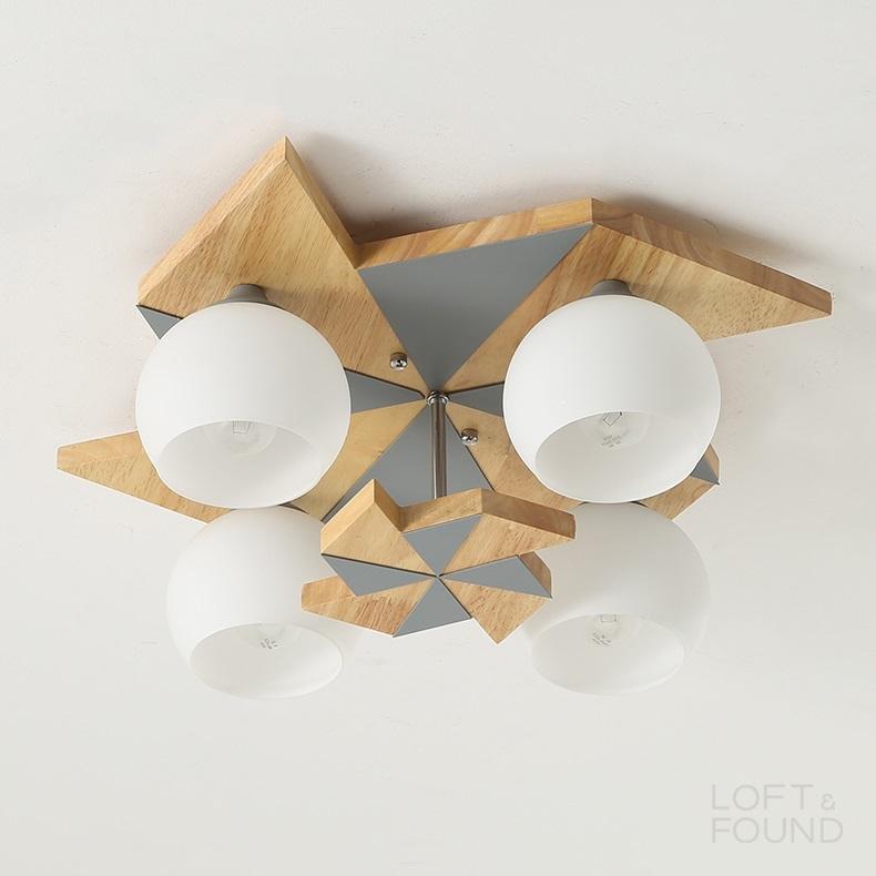 Потолочный светильник Lampatron style Mill